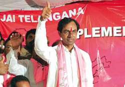 will consult telangana people if asked to merge with cong