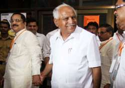 yeddyurappa resigns from bjp and assembly new party launch