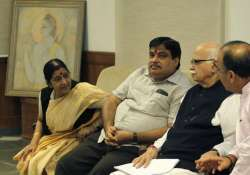 2012 divided bjp struggled to emerge as alternative to