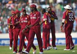 angry bangladesh fans stone west indies team bus