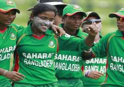 bangladesh women beat south africa in t20 opener