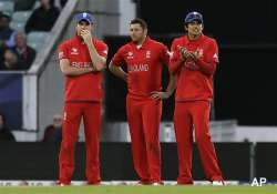 champions trophy cornered england face a must win situation
