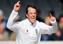 clean sweep against india is possible swann