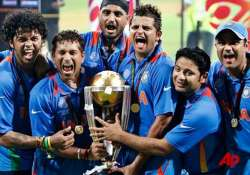cup dream born of 2007 disaster says sachin