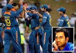 dhoni worried about team india fitness