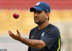 dhoni happy with team s showing against new zealand