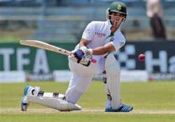 duminy ton helps south africa declare at 455 9