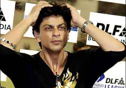 ed quizzes shah rukh khan in connection with ipl 2