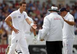 england bowler denied wicket by dead ball decision