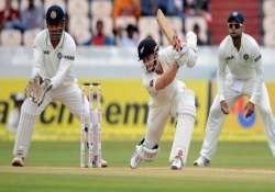bruised india gear up for test series against kiwis