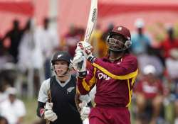 gayle smith spur west indies to comfy victory
