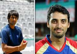 harbhajan axed rahul sharma aravind inducted