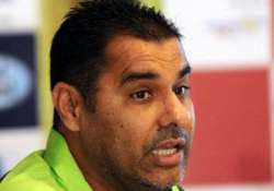 hope spot fixing convictions help cricket in long run waqar