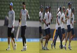 icc world t20 team india face the south african test in