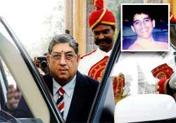 ipl6 srinivasan s son ashwin says meiyappan had always