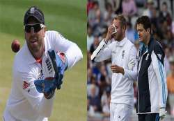 ind vs eng broad prior to undergo surgery