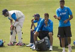 ind vs eng dawes penney make team india sweat one more time