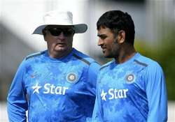 ind vs eng former players want fletcher out question dhoni