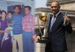 from ticket collector dhoni to world cup winning captain
