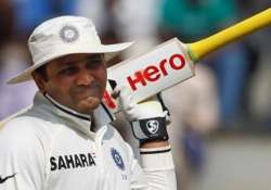 sehwag to auction his sweater for underprivileged