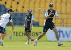 world cup cook captain no place for trott in england squad