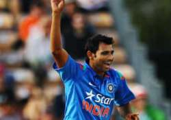shami now focussed on improving death bowling