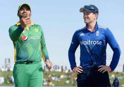 was the pakistan england odi in sharjah fixed