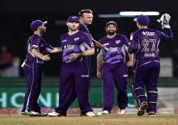 clt20 hobart hurricanes have edge over barbados tridents