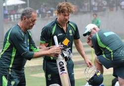 after struck by a bouncer watson fit for boxing day test