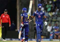 ipl 8 simmons pollard power mumbai to 187/6 against chennai