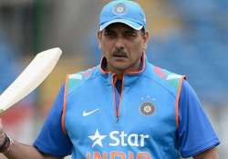 ravi shastri to continue as team director till 2016 world