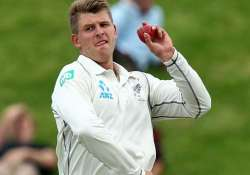 corey anderson ruled out of second test watling in doubt