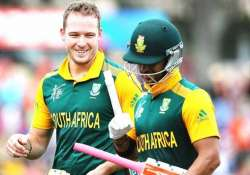 world cup 2015 duminy encouraged me during match winning