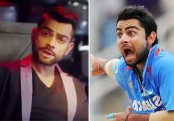 leaked virat kohli s mysterious audition for las vegas trip