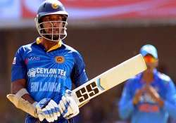 ind vs sl sangakkara dhammika rested for last two odis vs