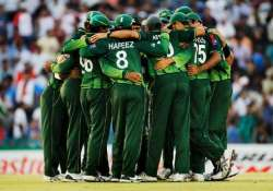 world cup 2015 pak cricketers change shirt numbers to do