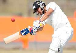 ranji trophy pandey misses double ton gopal hits hundred