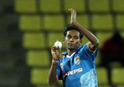 world cup 2015 dushmantha chameera to replace dhammika in