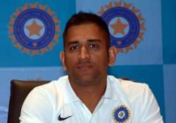ms dhoni s abrupt good bye stunning mystifying