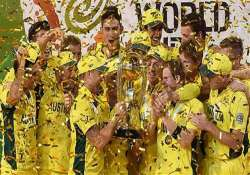 cricket world in awe of australia after fifth world cup