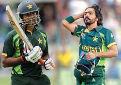 maqsood alam in running for pakistan odi captaincy