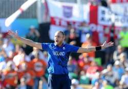 world cup 2015 england not playing with fear says stuart