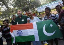 india pak face off again on cricket ground
