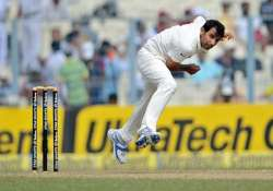 keeping old red balls helped mohammed shami learn reverse