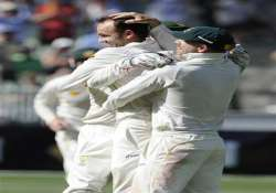 lyon reaches dual milestones in 4th ashes test