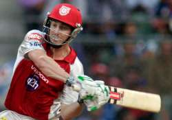 marsh guides kings xi to six wicket win over mumbai indians
