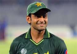 mohammad hafeez selected as pakistan s t20 captain