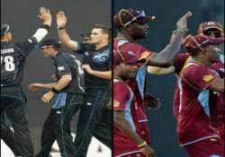 west indies win toss bat in 2nd t20 against new zealand