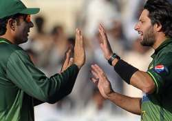pakistan beats afghanistan by 7 wickets