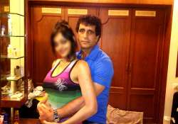 rauf admits photos with model real denies relationship